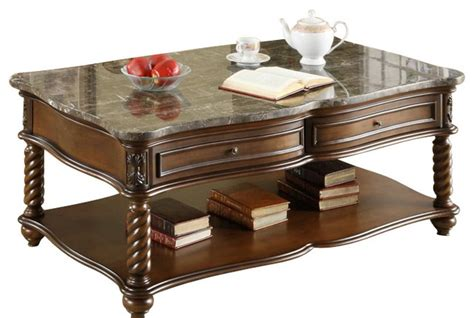 Furniture Coffee Table Set by Homelegance Lockwood 3 Rectangular Coffee Table Set