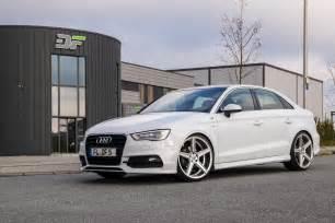 Audi A3 Sedan Audi A3 Sedan Gets Tweaked By Df Automotive