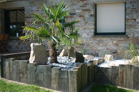 Devant De Maison Jardin by Jardin Devant Maison Terrasse Amenagement Bordure De