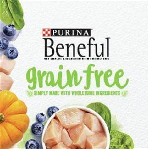beneful grain free food purina beneful grain free with real farm raised chicken food