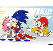 Megapost Imagenes Graciosas De Sonic  Taringa
