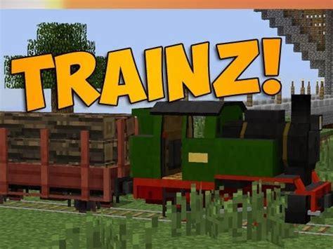 minecraft boat train minecraft trains mod episode 795 youtube