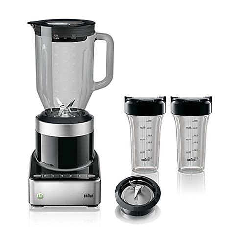 bed bath and beyond blenders braun puremix blender with travel cups bed bath beyond
