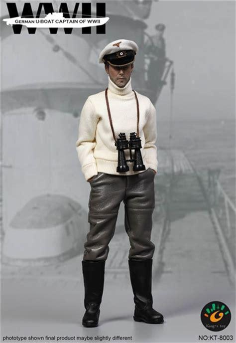 u boat captain u boat captain wwii german kings toys 1 6 scale figure