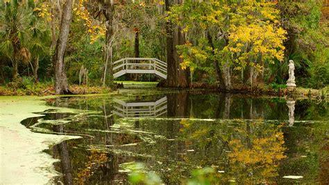 Plantation Gardens by Magnolia Plantation And Gardens In Charleston South