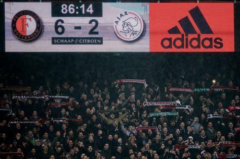ajax fans lachen zich dood om activiteit op open dag feyenoord wat een calimeros sportnieuws