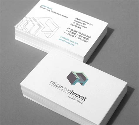 simple card designs modern business cards design 25 fresh exles design