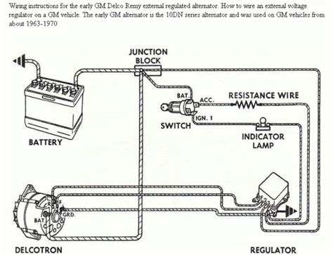 78 chevy alternator wiring diagram new wiring