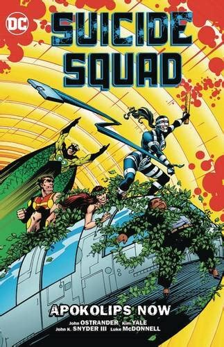 squad vol 7 the s hoard ostrander books squad vol 5 apokolips now import it all