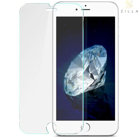 Zilla 2 5d Tempered Glass Curved Edge 9h 0 26mm Fo 6iotmh Transparent zilla 2 5d tempered glass curved edge 9h 0 26mm for iphone 7 8 plus transparent
