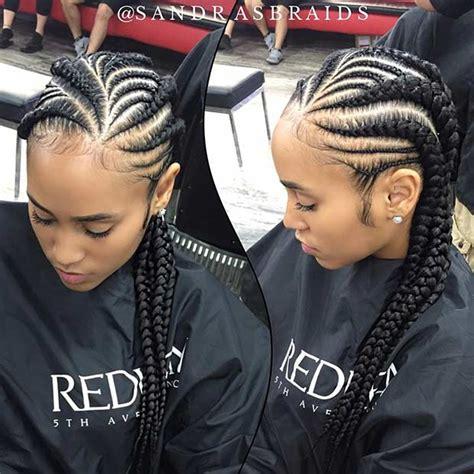 ghana braids all back 31 best ghana braids hairstyles ghana braids ghana and