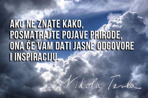 Nikola Tesla Izreke 9 Mudrosti Nikole Tesle Koje čitav Svet Treba Da Zna