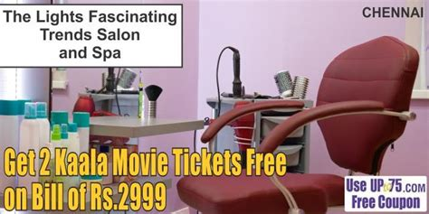 the lights of coupon the lights fascinating trends salon and spa perambur