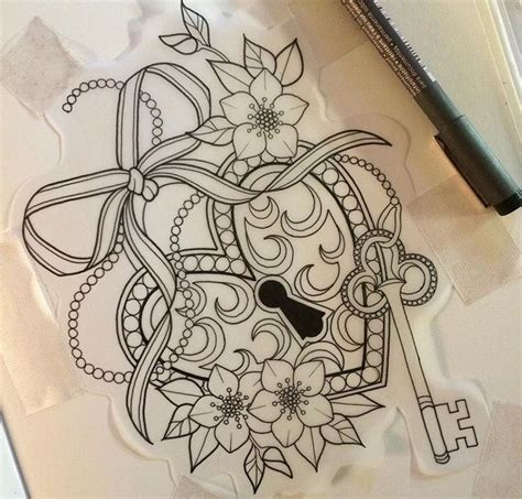locket tattoo designs sketch locket ideas sketch