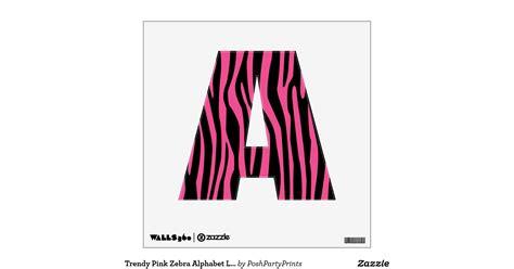 5 Letter Words Zebra pink zebra print letters r images