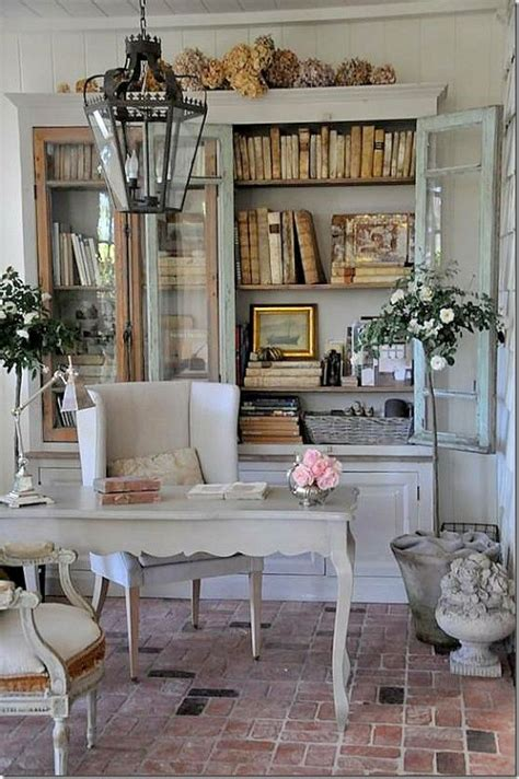 chic office decor 15 delightful shabby chic interior design ideas