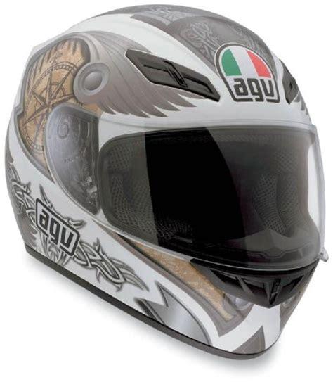 Open Explorers Motorrad by Agv K4 Evo Explorer Full Face Street Helmet White Xs