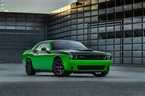 Chrysler Dealership Ta 2017 Dodge Challenger Pictures Photos Gallery Green Car