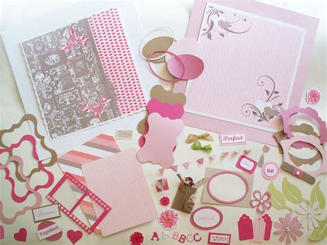 What To Make With Scrapbook Paper - way to create a scrapbook album