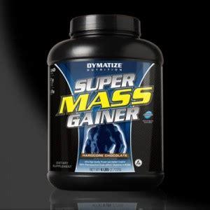 Suplemen Mass Gainer Dymatize Mass Gainer 6 Lbs Suplemen Fitness Bpom