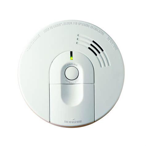 fan with battery backup kidde i4618 120v ac dc smoke alarm with battery backup