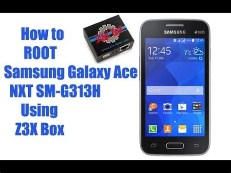 how to root unroot a samsung galaxy ace no pc apps directories root samsung galaxy ace nxt sm g313h youtube