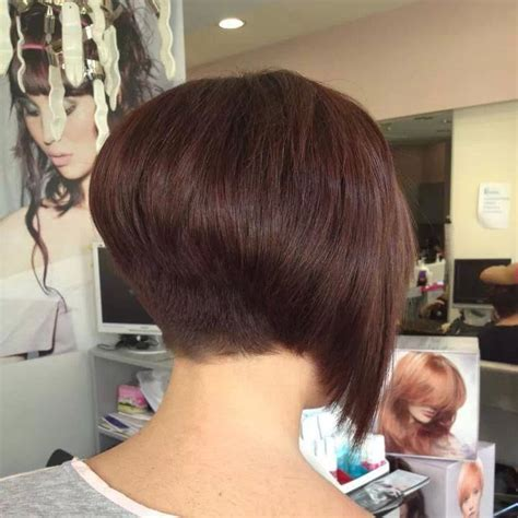 high stacked wedge haircut 1000 ideas about stacked bob haircuts on pinterest