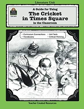 Book Review The In Times Square By Paullina Simons by A Guide For Using The Cricket In Times Square In The