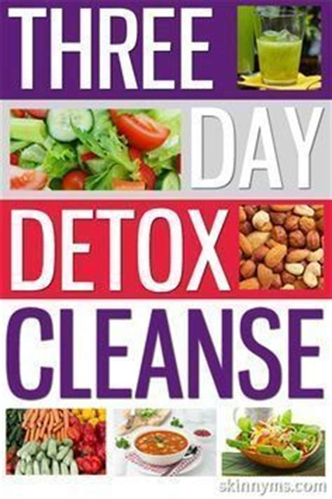 Ms Fitness Detox by 1000 Ideas About 3 Day Detox On Detox