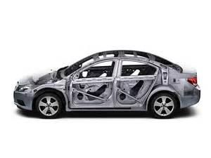 2011 chevrolet cruze safety structure boron extrication