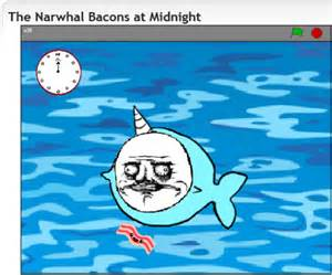 Narwhal Meme - scratch games thinking engineering page 2