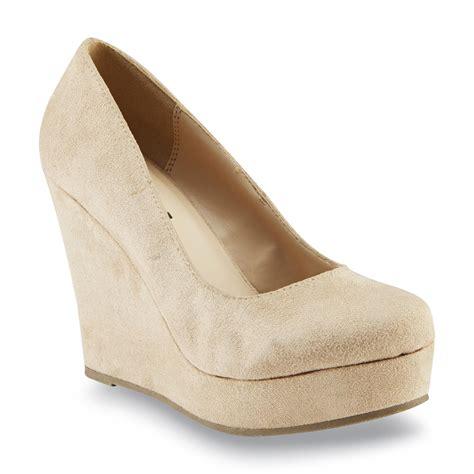 Wedges Slip On Va soda s bee beige dress wedge shoes s