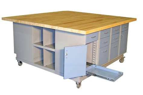 mobile lab bench workbenches idea file idea file pro line workbenches