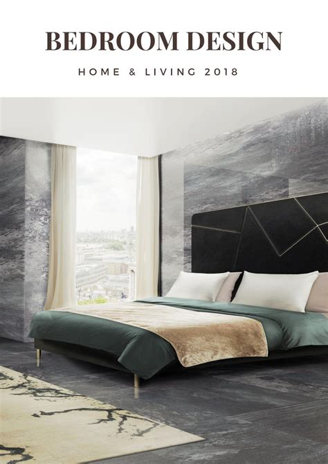 modern bedroom design with knit element fnw bedroom design home living 2018 by home living
