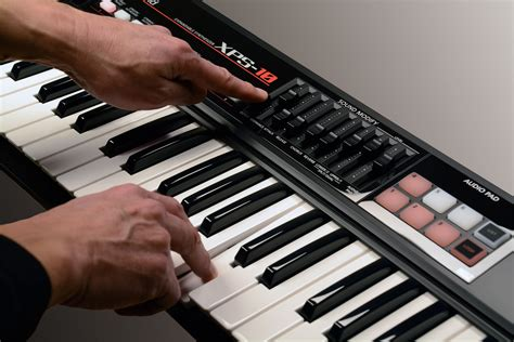 Keyboard Roland Xps 30 roland india xps 10 expandable synthesizer