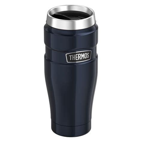 Termos Mug Stainleaa thermos 174 stainless king vacuum insulated 16 oz travel tumbler