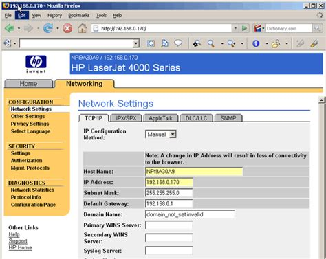 Tutorial Web Jetadmin | download embedded web server hp free mugamand