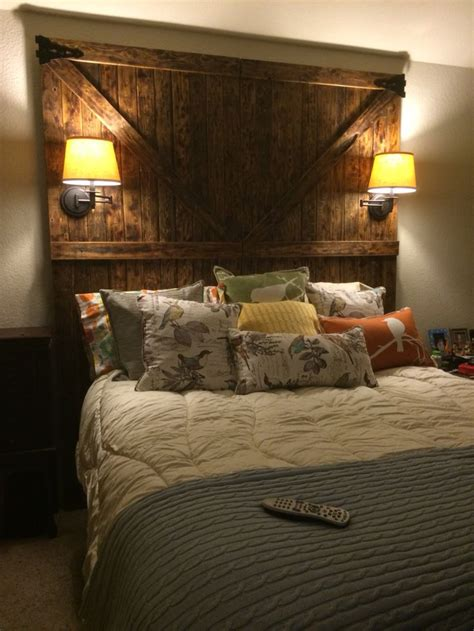 barn door headboard plans 18 best images about barn doors on pinterest hardware