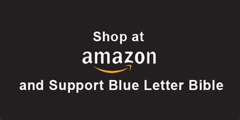 charity blue letter bible support blb while shopping on