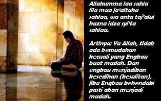 doa minta rezeki halal  berkah captionkata