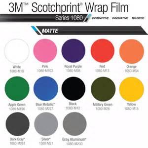 3m 1080 colors 3m 1080 scotchprint matte blue metallic vinyl wrap