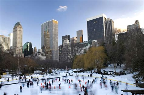 trumps hpuse in new york donald trumps wollman rink im new yorker central park