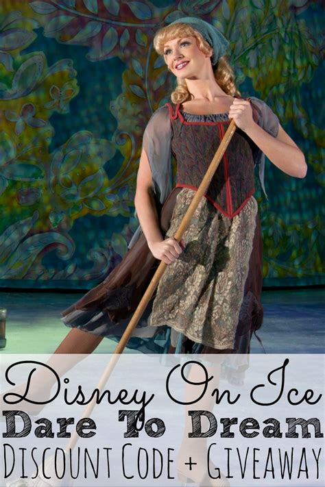 Code Giveaway - disney on ice dare to dream discount code giveaway simply today life