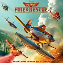 walt disney records release planes fire amp rescue soundtrack film music reporter