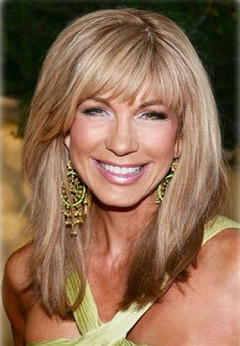 images of medium hairstyles for women over 50 shoulder length hairstyles 2013 male models picture