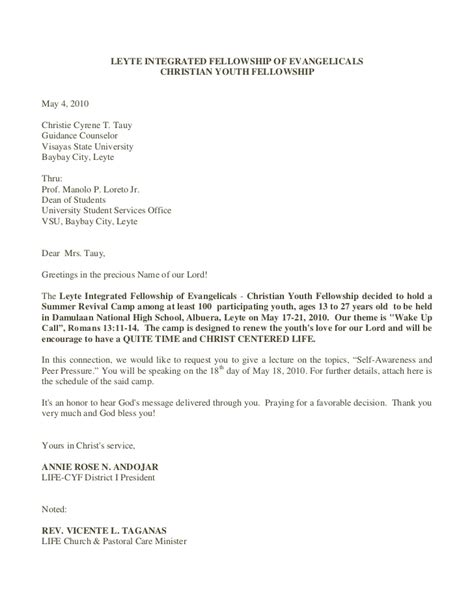 Letter Of Invitation For Speaker At Conference Sle Letter Keynote Speaker Invitation Sle Business Letter