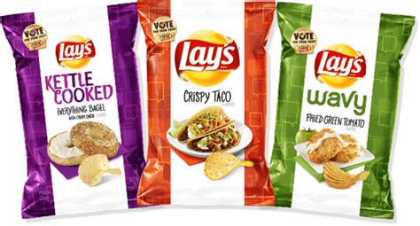 Lays Com Sweepstakes 2017 - lay s do us a flavor 2017 voting sweepstakes