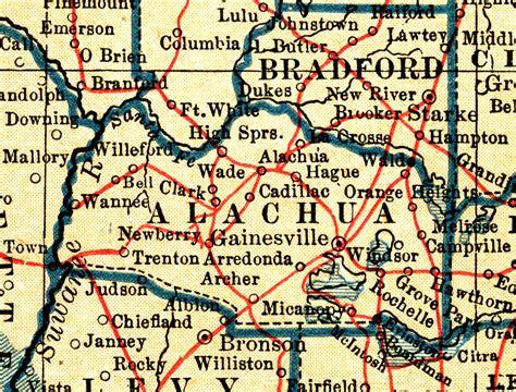 alachua county alachua county 1921