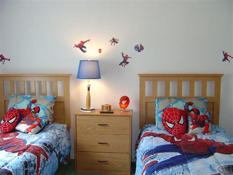 spiderman bedroom decor little boy spiderman room decor office and bedroom
