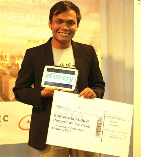 Pakan Ikan Lele Untuk Lomba wawancara dengan e fishery pemenang lomba startup